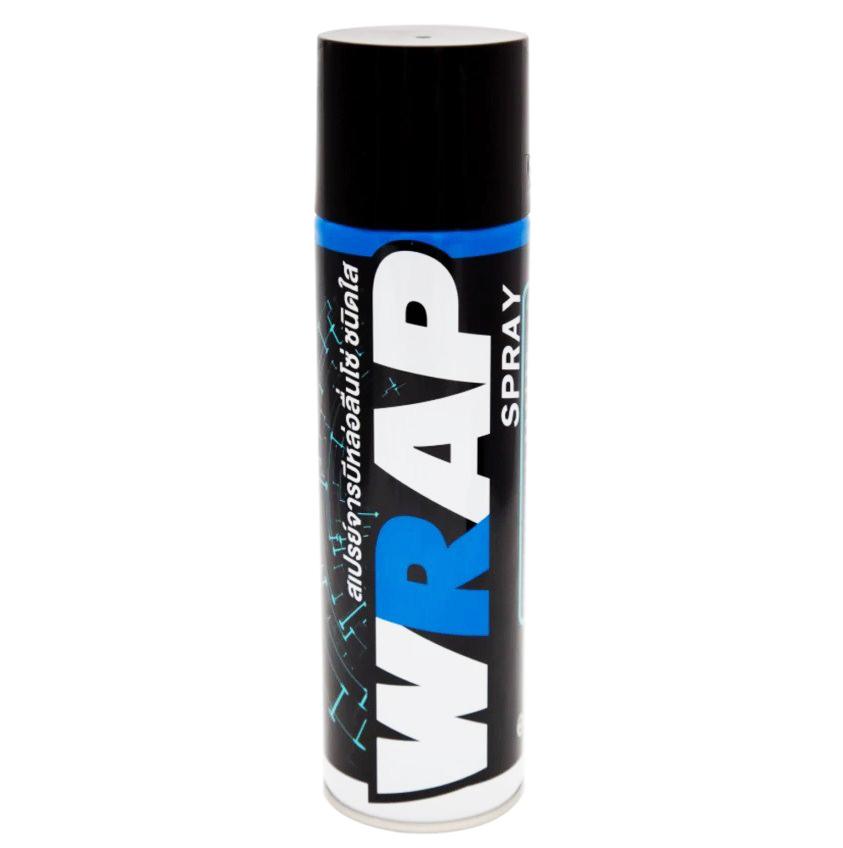Chai xịt bôi trơn sên có phốt LUBE71 Wrap Spray Mini 200ml