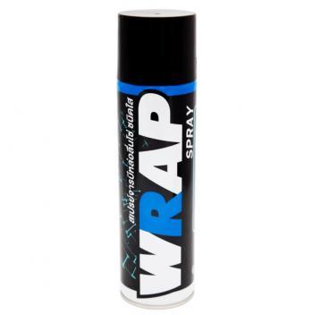 Chai xịt bôi trơn sên có phốt LUBE71 Wrap Spray 600ml