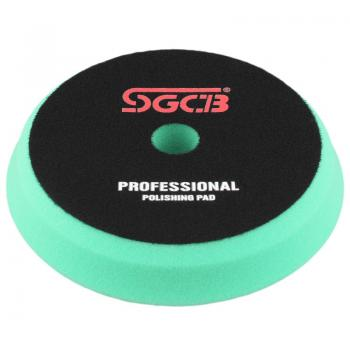Phớt đánh bóng 6in bước 1 - xanh lá cho máy lệch tâm DA SGCB 6