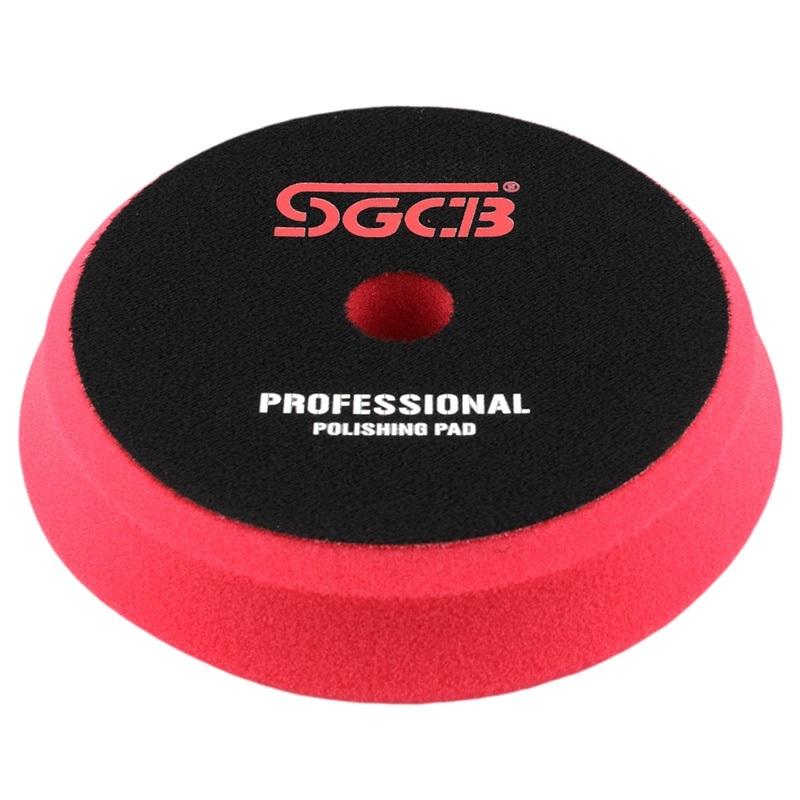 Phớt đánh bóng 6in bước 3 - xanh đỏ cho máy lệch tâm DA SGCB 6