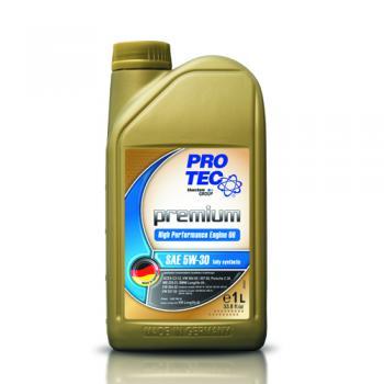 Nhớt tổng hợp hoàn toàn cao cấp PROTEC SAE 5W-30 Premium Fully-synthetic 1lit