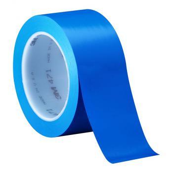 Băng keo dán nền - 3M Vinyl 471 50mm x 33m (xanh da trời)