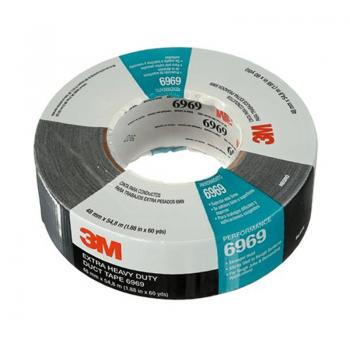 Băng keo vải siêu cường đa dụng 3M Extra Heavy Duty Duct Tape 6969 50mmx50m
