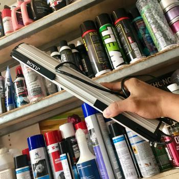 Đèn UV chuyên sấy keo UV dài 40cm 1 bóng Phillip cao cấp 18W - 220V Boyu PL-40