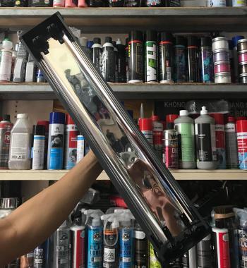 Đèn UV chuyên sấy keo UV dài 80cm 2 bóng Phillip cao cấp 36W - 220V Xiang BX-70A