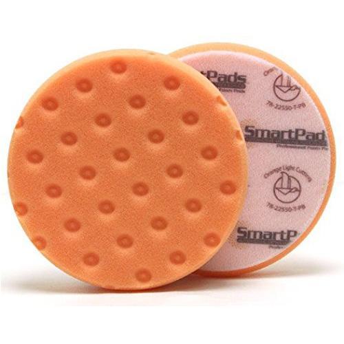 Phớt đánh bóng Lake Country USA bước 1 5.5in màu cam 125mm 78-72550