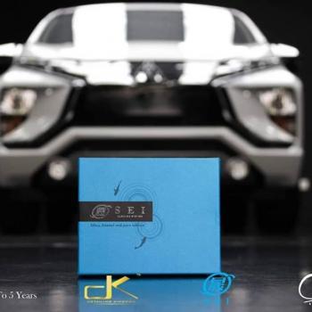Nano Ceramic phủ sứ bảo vệ bề mặt sơn, tăng độ bóng SEI - Silica, Enamel and Pure Infinite - 7-9H Nhật Bản -  50ml