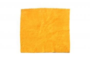 Khăn lau siêu mềm đa dụng: dùng lau wax, sơn, nội thất không viền Maxshine Edgeless Microfiber màu vàng 40cm x 40cm