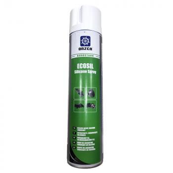 Chai xịt Silicone bôi trơn bảo dưỡng cao su, nhựa chống tĩnh điện Onzca MC1403 Ecosil Silicone Spray 600ml