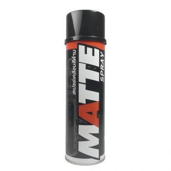 Chai xịt dưỡng bóng và bảo vệ bề mặt sơn nhám LUBE71 Matte Spray 600ml