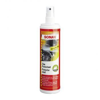 Chai xịt dưỡng làm bóng và bảo vệ bề mặt gỗ, nhựa, cao su, da nội thất xe SONAX 380041 300ml