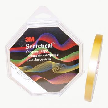 Băng keo decal chạy chỉ trang trí xe phản quảng 3M Scotchcal Stripping Tape - Màu Vàng - 79903 6mmx15m