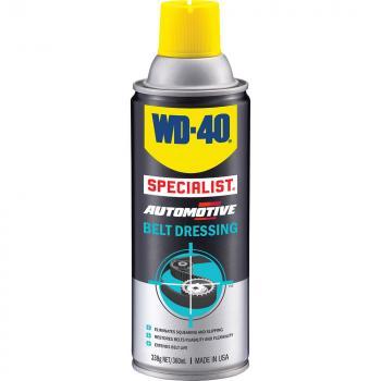 Chai xịt bảo dưỡng dây Cua-roa WD-40 USA Belt Dressing 360ml WD005