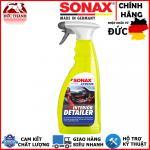 Chai xịt chăm sóc nhựa, da, nỉ - nội thất đa năng có mùi thơm dể chịu Sonax Xtreme Interior Detailer 220400 750ml
