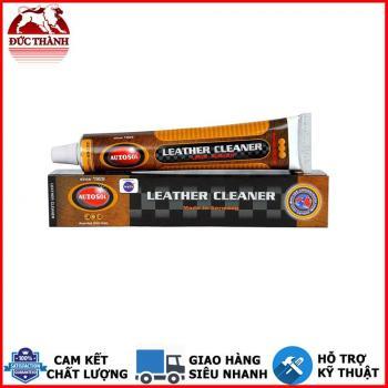 Kem vệ sinh phục hồi màu da từ Đức Autosol Leather Cleaner #1040 75ml