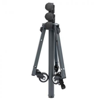 Chân đế gắn đèn tùy chỉnh độ cao có bánh xe SCANGRIP Wheel Stand Support on wheels 03.5433