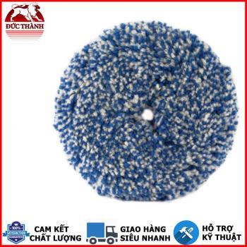 Phớt lông cừu cao cấp 8in(200mm) dùng gắn đế 6in(150mm) hay 5in(125mm) RUPES BigFoot Rotary Wool Pad 9BL200M