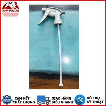 Đầu phun dung dịch (không gồm bình) vệ sinh đa năng dạng sương SGCB SGGD139-D khớp vặn 27mm