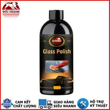 Chai tẩy ố, làm sạch và bóng kính Autosol Glass Polish 5090 500ml