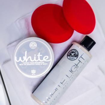 Bộ dưỡng bóng và bảo vệ sơn màu Trắng Chemical Guys HOL202 - White Paint Maintenance Kit (6 Items)