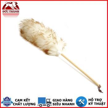 Chổi vệ sinh bụi lông cừu cao cấp siêu mềm Maxshine 100% Lambswool Detailing Duster 60cm 704605
