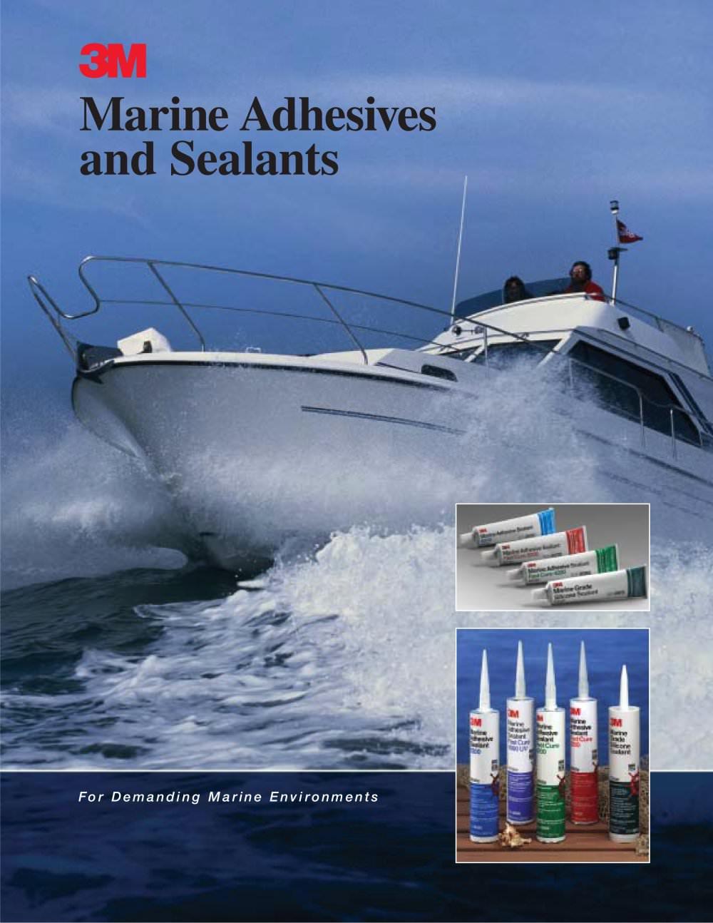 Keo dán kính/Panel 3M Dòng Hybird 4000UV 3M Marine Adhesive/Sealant Fast Cure 4000 UV 06580 295ml