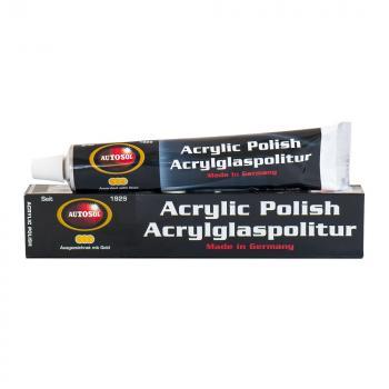 Kem đánh bóng xóa xước nhẹ mica - Acrylic nhựa trong suốt từ Đức Autosol Acrylic Polish 75ml #012606