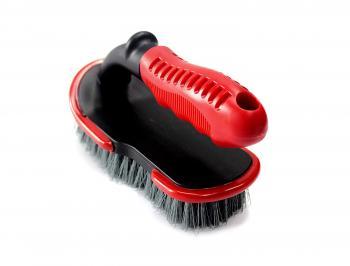 Bàn chải sợi PP vệ sinh lốp xe và thảm Maxshine Tire & Carpet Scrub Brush – Heavy Duty 7011014