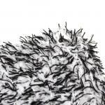 Găng tay rửa xe sợi Microfiber mềm bảo vệ sơn Maxshine Mixed Color White & Black Wash Mitt 1130004w