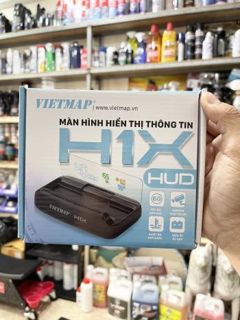 Màn Hình Hiển Thị Thông Tin VIETMAP H1X HUB