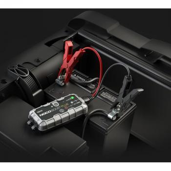 Bộ kích điện nổ xe hơi NOCO GB40 kiêm sạc dự phòng 1000A (Tặng khăn 3M)