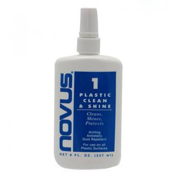 Novus® #1 Plastic Polish & Cleaners, 8 oz - Làm sạch, Đánh bóng, Bảo vệ trên vật liệu acrylic