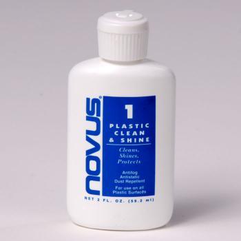 Novus® #1 Plastic Polish & Cleaners, 2 oz - Làm sạch, Đánh bóng, Bảo vệ trên vật liệu acrylic