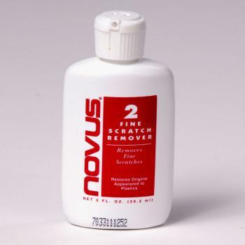 Novus® #2 Fine Scratch Remover for Plastics, 2 oz - Xóa vết sướt nhỏ trên vật liệu acrylic