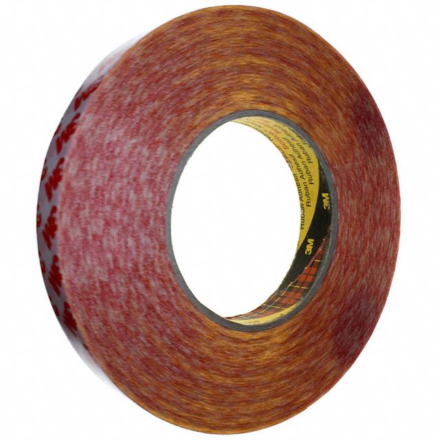 Băng keo 2 mặt siêu dính chịu nhiệt cao 3M 9088 High Perfomance Double Coated Tape dày 0.21mm 10mm x 50m