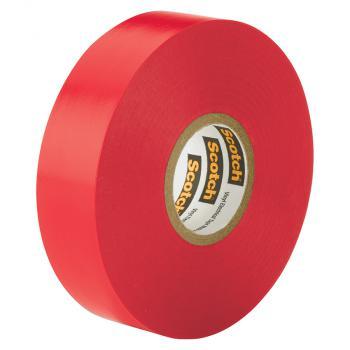3M 35 19mmx20.1m - Băng keo điện (Đỏ)