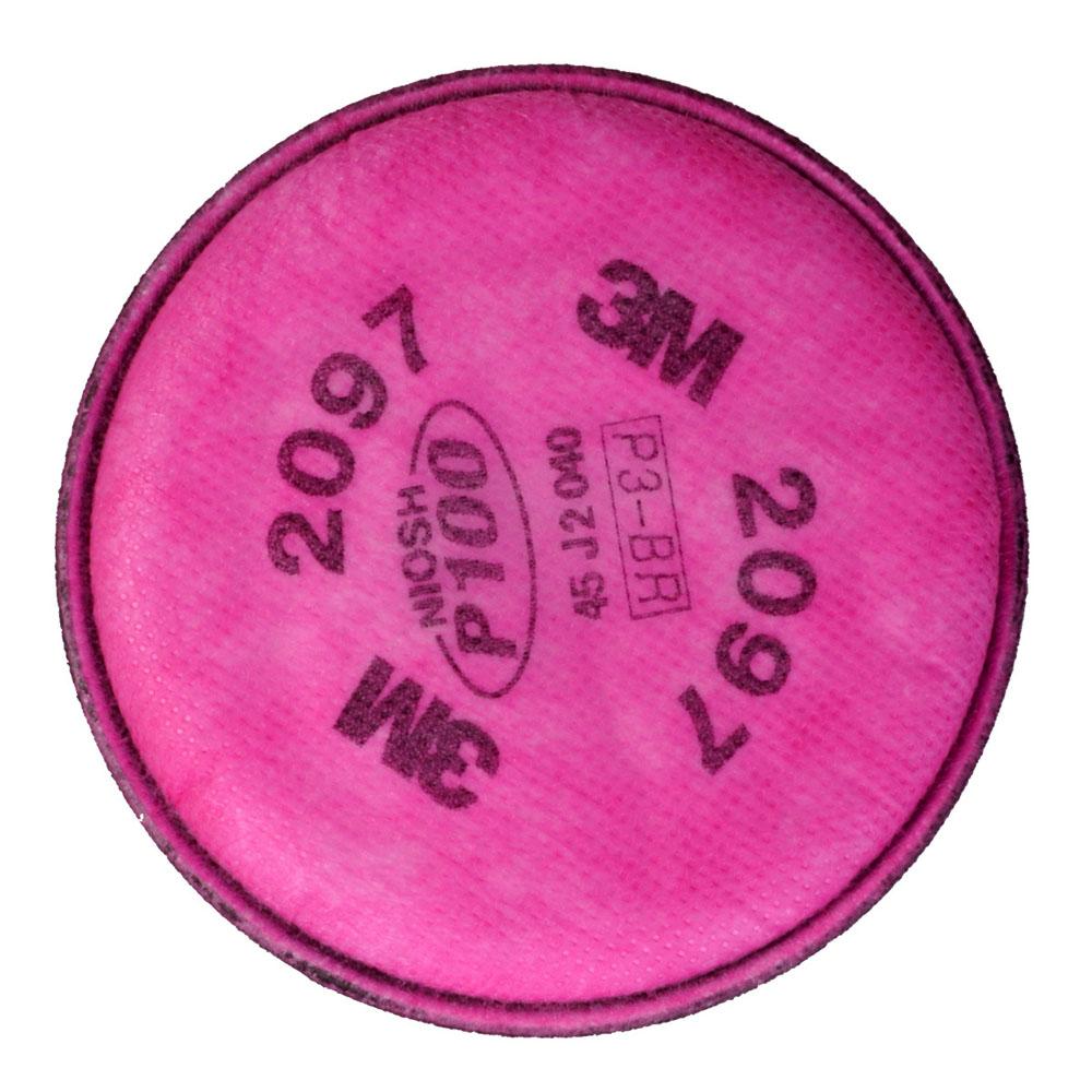 Phin lọc bụi dầu, bụi không dầu, hơi hữu cơ 3M 2097