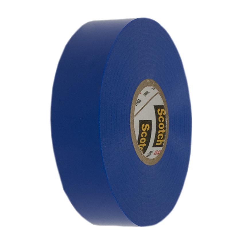3M 35 19mmx20.1m - Băng keo điện (Xanh Blue)