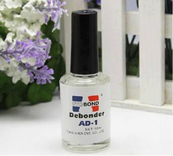 Nước tẩy keo 502, keo UV, Keo gốc Cyanoacrylate, gỡ mi cao cấp Evobond Debonder AD-1