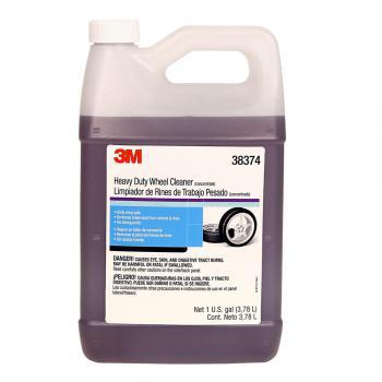 Bình vệ sinh vết bẩn cứng đầu 3M Heavy Duty Wheel Cleaner 38374 3.78l