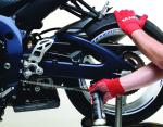 Chai xịt sên cao cấp Motul Chain Lube Factory Line Racing Road C4 400ml