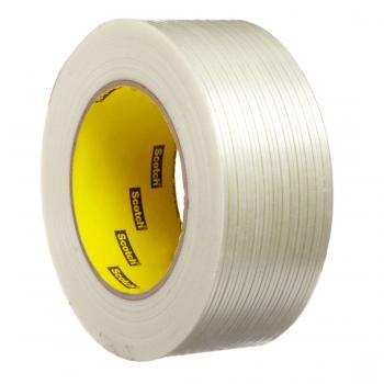 Băng keo gia cường sợi thủy tinh cao cấp 3M Scotch Filament Tape 897 48mmx55m