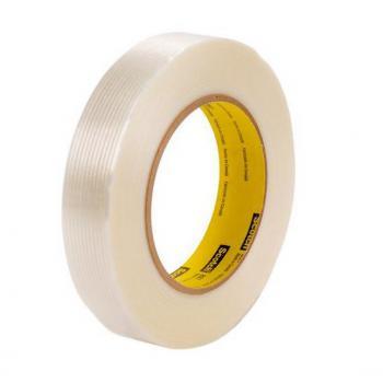 Băng keo gia cường sợi thủy tinh cao cấp 3M Scotch Filament Tape 897 24mmx55m