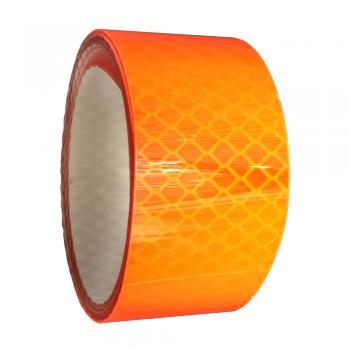 Băng keo phản quang kim cương Màu Cam 3M 4084 Diamond Grade DG3 Reflective Sheeting 30mmx1m