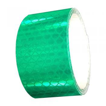 Băng keo phản quang kim cương 3M 4907 Diamond Grade DG3 Reflective Sheeting 50mmx1m (Xanh Lá)