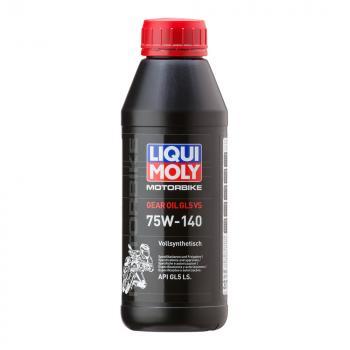 Nhớt hộp số xe mô tô Liqui Moly Motorbike Gear Oil 75W-140 GL5 VS 3072 500ml
