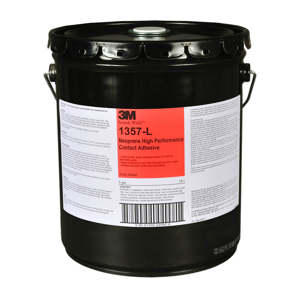 Keo dán tổng hợp 3M Scotch-Weld 1357L Neoprene High Performance Contact Adhesive