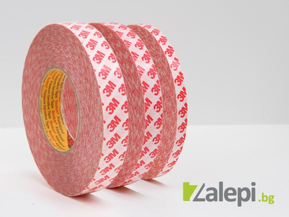 Băng keo 2 mặt 3M 9080 High Performance Non-woven Removable Tape 10mmx50m