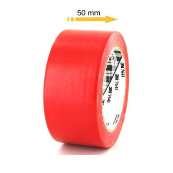 Băng keo dán nền 3M 764 50mm x 33m (Đỏ)
