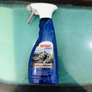 Chai xịt vệ sinh làm sạch, khử mùi và bảo dưỡng nội thất xe Sonax Extreme Interior Cleaner 500ml